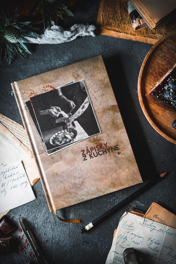 Zápisník na recepty - Zápisky z kuchyne