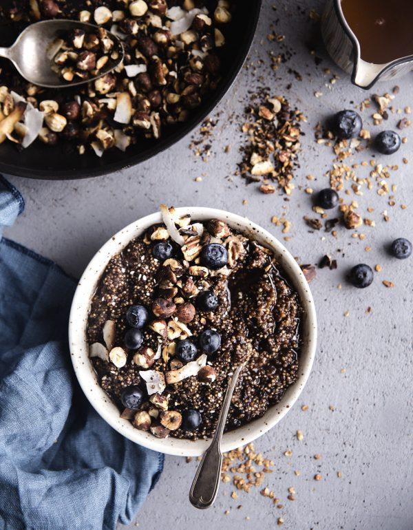 Quinoa kasa
