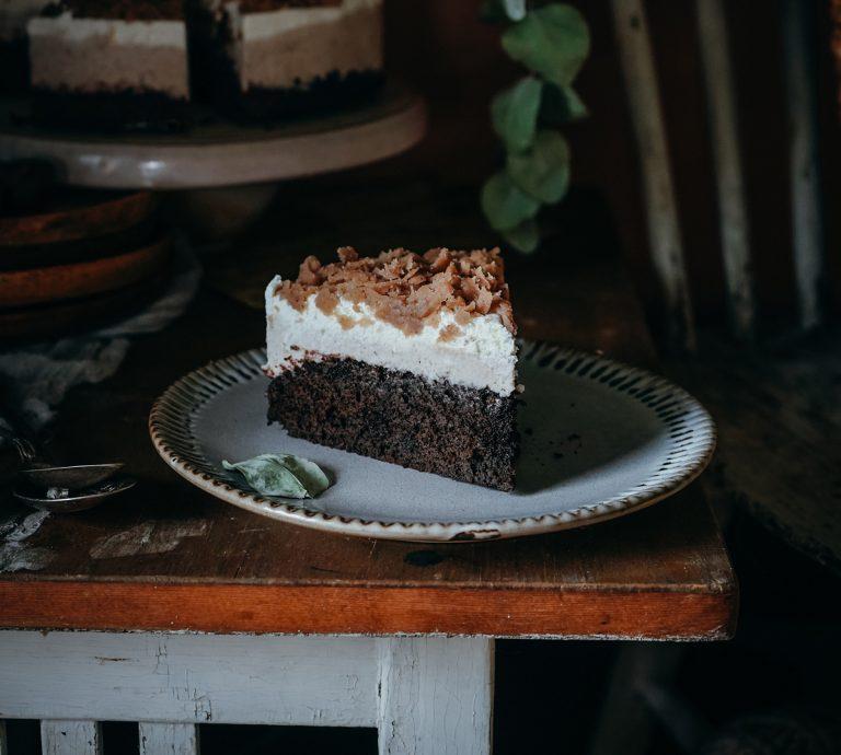 Gaštanový koláčik