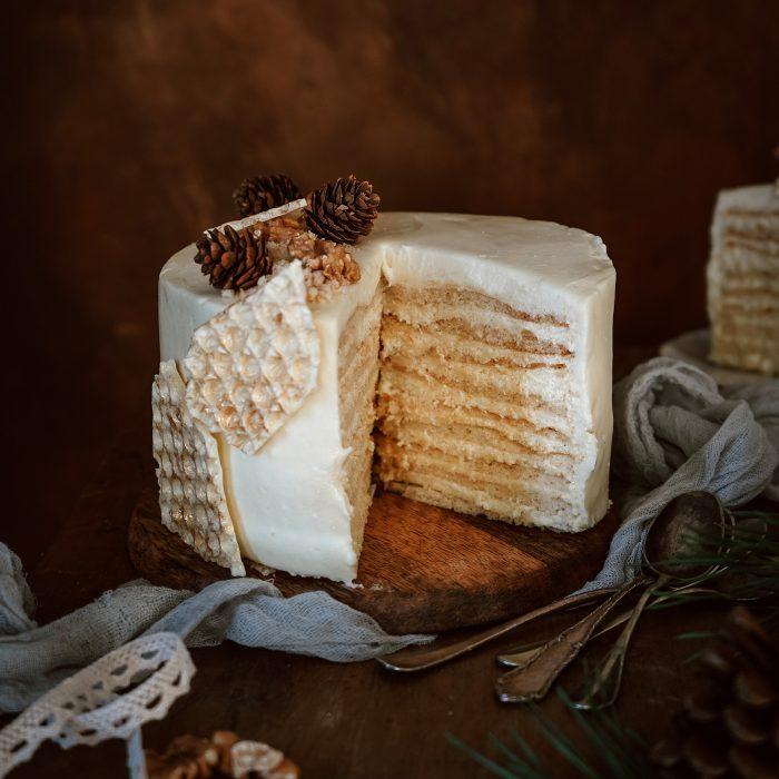Marlenka - Medová torta