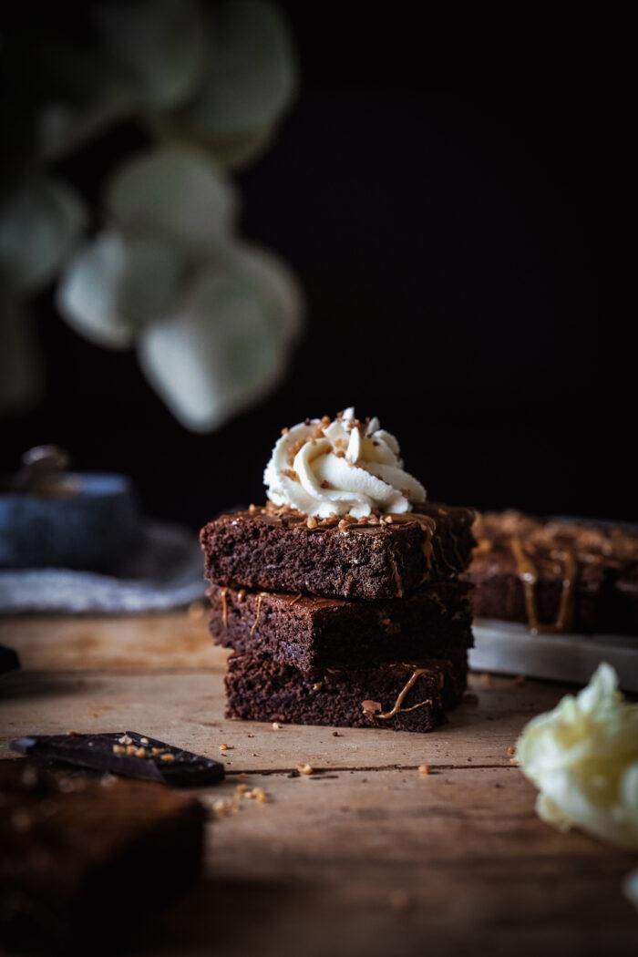 najlepší brownie